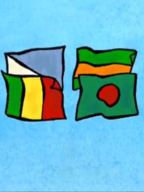 国旗的故事
